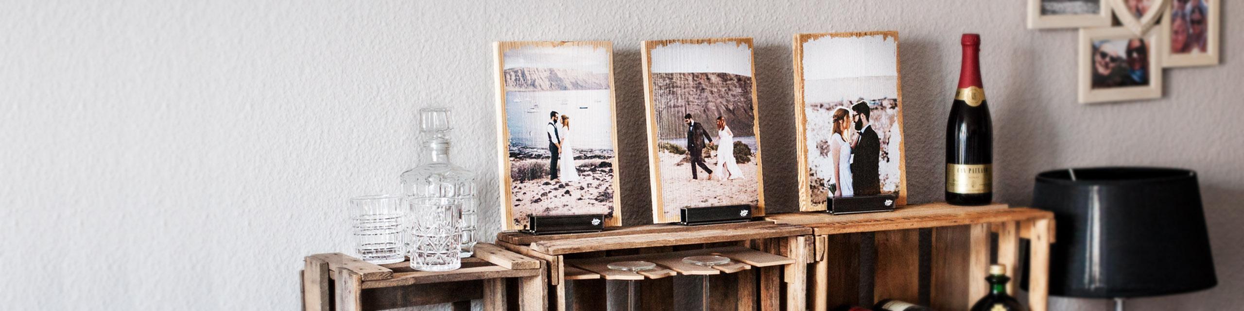 LumberPrint Holzdruck foto auf holz altholz fotodruck