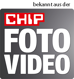 Bekannt aus CHIP Photo Video