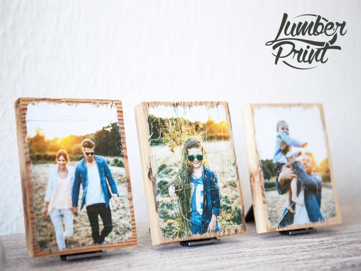 Foto auf Holz - LumberPrint - Fotogeschenk