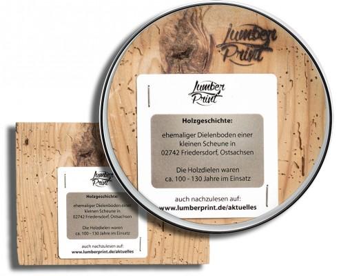 Foto auf Holz Holzdruck