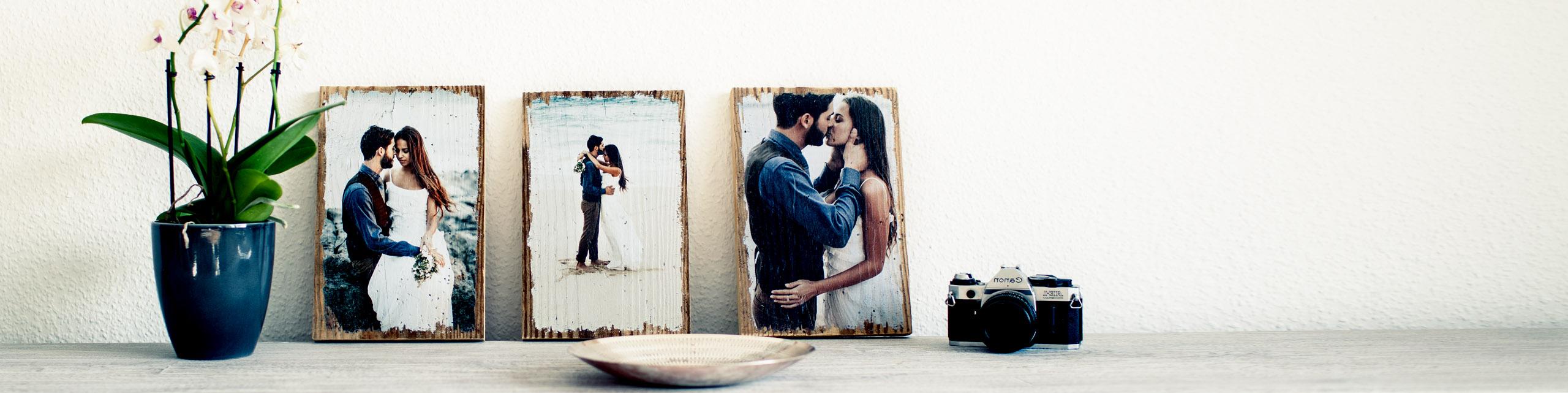 fotodruck holzdruck