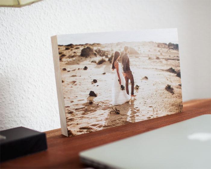 foto auf fichtenholz foto auf holz holzdruck lumberprint. Black Bedroom Furniture Sets. Home Design Ideas