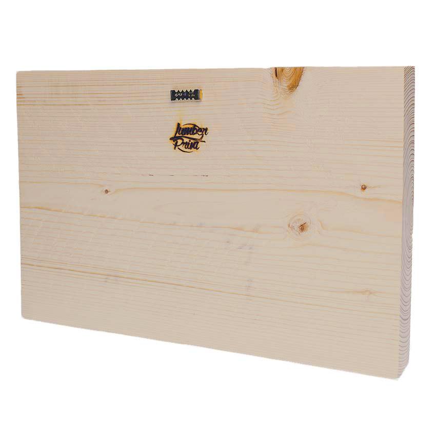 Foto auf Holz Holzdruck LumberPrint