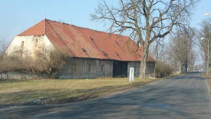 Hopfenscheune in Zatec