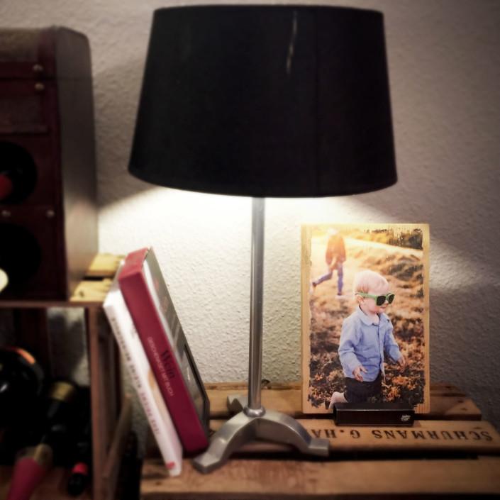 Foto auf Holz Fotodruck Holzdruck auf Altholz
