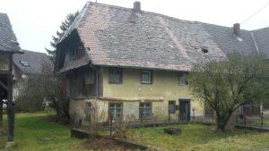LumberPrint Schlosserei Holzherkunft Gebäude