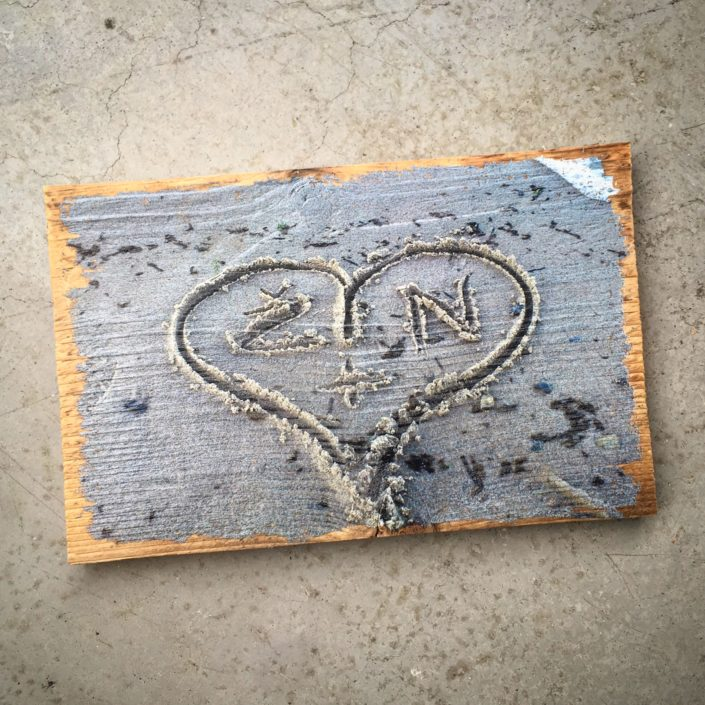 Foto auf Holz LumberPrint - Geschenkidee