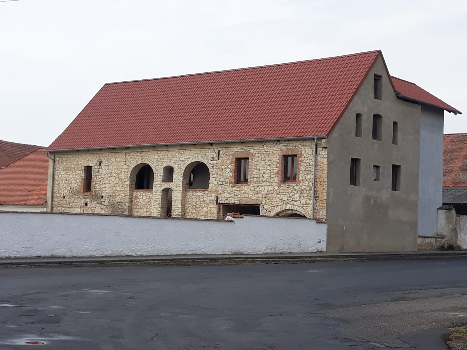 LumberPrint Brauereilager Opočno