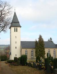 Die ev. luth. Kirche in Beiersdorf