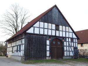 Scheune Polen - LumberPrint