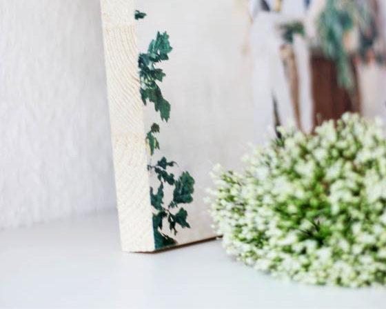 Fotodruck auf Holz von LumberPrint